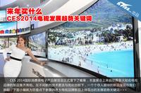来年买什么 CES2014电视发展趋势关键词