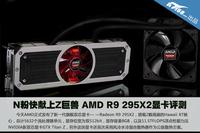 N粉快献上Z巨兽 AMD R9 295X2显卡评测