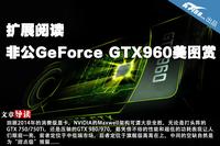 扩展阅读:非公GeForce GTX 960美图赏