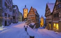 春节度假好去处 全球最美的冰雪小镇