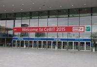 CeBIT 2015:华为展台探营 紧邻IBM