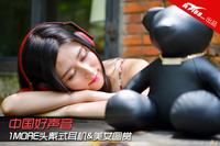 中国好声音・1MORE头戴式耳机&美女图赏