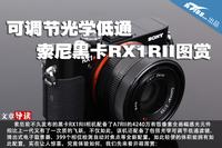 可调节光学低通 索尼黑卡RX1RII图赏