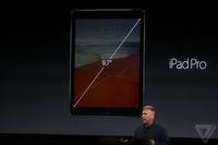 苹果iPad Pro 9.7正式发布 599美元起售