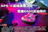 APS-C画幅速度之王 尼康D500实拍样片