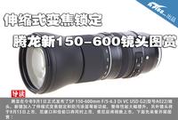 伸缩式变焦锁定 腾龙新150-600镜头图赏