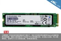 高端性能 三星960 EVO SSD最新曝光图赏