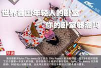 世界各国年轻人的卧室 你的卧室够潮吗