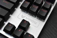 金属魅力 雷柏V500合金版机械键盘图赏