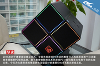 双GTX1080 惠普OMEN X魔方游戏主机开箱