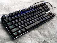 雷柏V500 RGB/V500S合金版机械键盘图赏