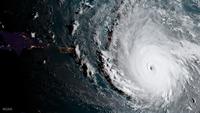 飓风再次席卷美国 本周图片新闻