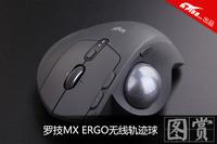 舒适新角度 罗技MX ERGO无线轨迹球开箱