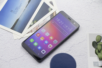 全面屏邂逅水漾美背 HTC U11+极镜黑图赏