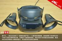 标配AKG耳机 三星HMD奥德赛MR头盔开箱