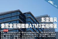 东瀛海风 索尼全画幅微单A7M3实拍样张