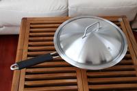 用料扎实耐用健康 知吾煮不锈钢锅具开箱