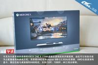 畅享4K游戏 微软XBOX ONE X游戏机开箱