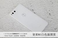 可能是目前最好看的白色手机 坚果R1图赏
