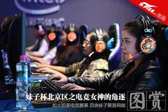 妹子杯北京区落幕 属于电竞女神的角逐
