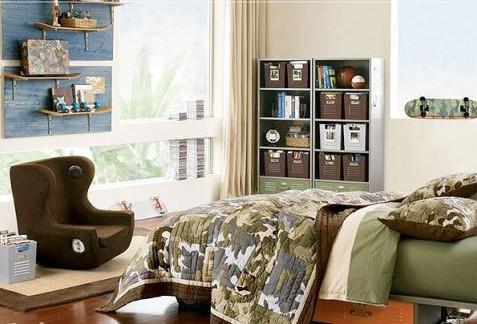 个性十足 30款最适合80后卧室装修图赏