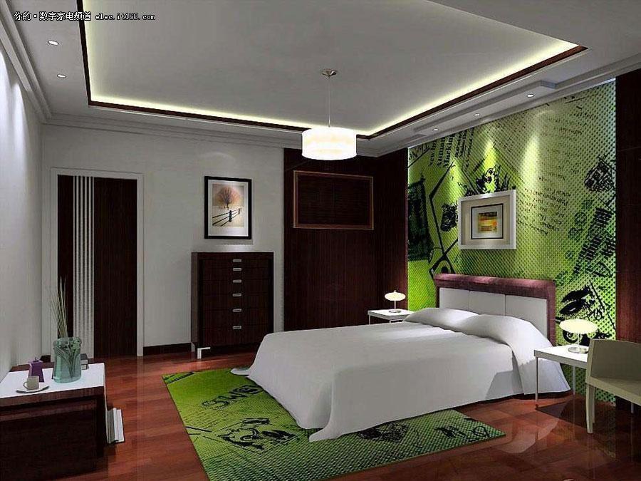 2011最受欢迎60款时尚卧室装修设计图赏