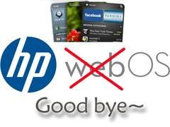 惠普放弃WebOS 盘点智能手机血泪史