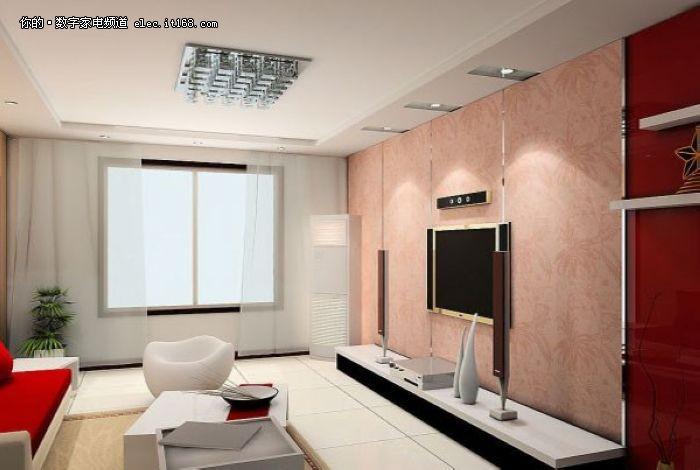 最新设计出炉 40款客厅电视背景墙赏析