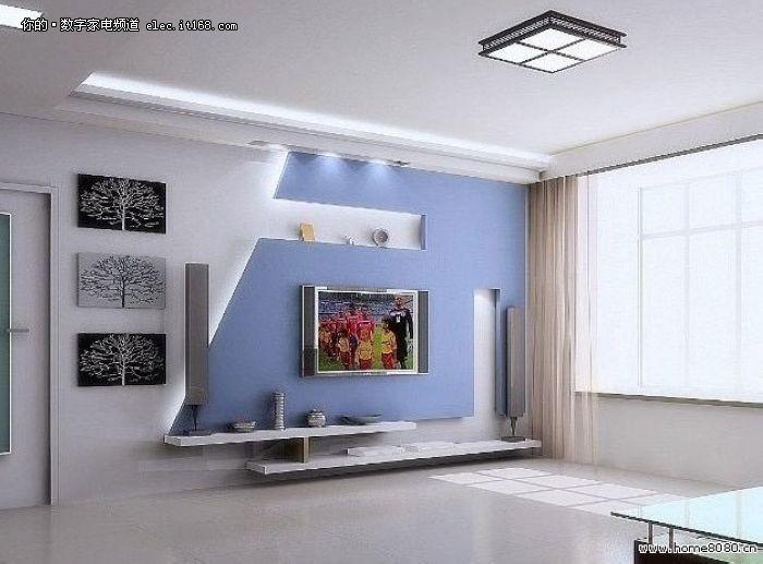 电视背景墙/现代简约风格/田园风格/欧式风格/中式