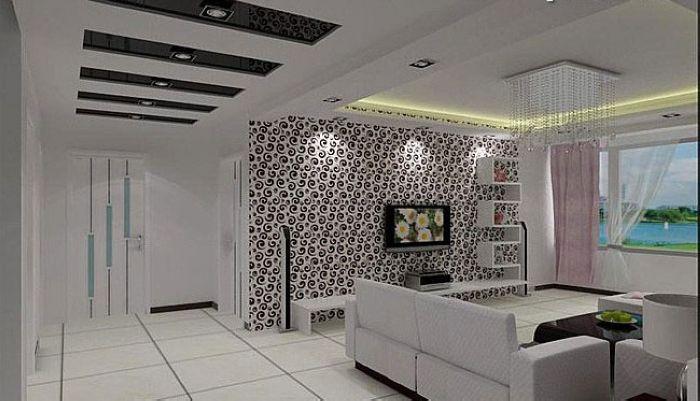 电视背景墙装修效果图大全2011最新