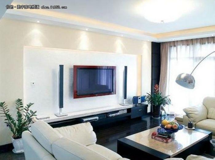 客厅电视背景墙装修效果图大全2011图片