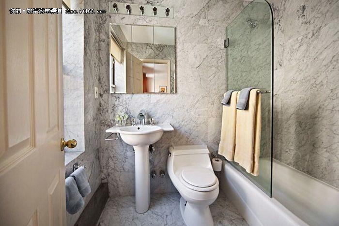 卫生间装修效果图大全2011年最新