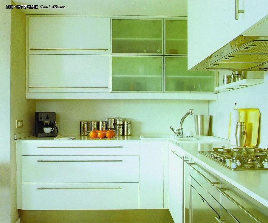 厨房装修效果图大全2011图片