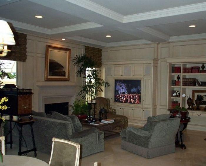 地中海风格 36款最新客厅装修效果图赏
