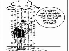 轻松搞笑!云计算年度回顾十格漫画