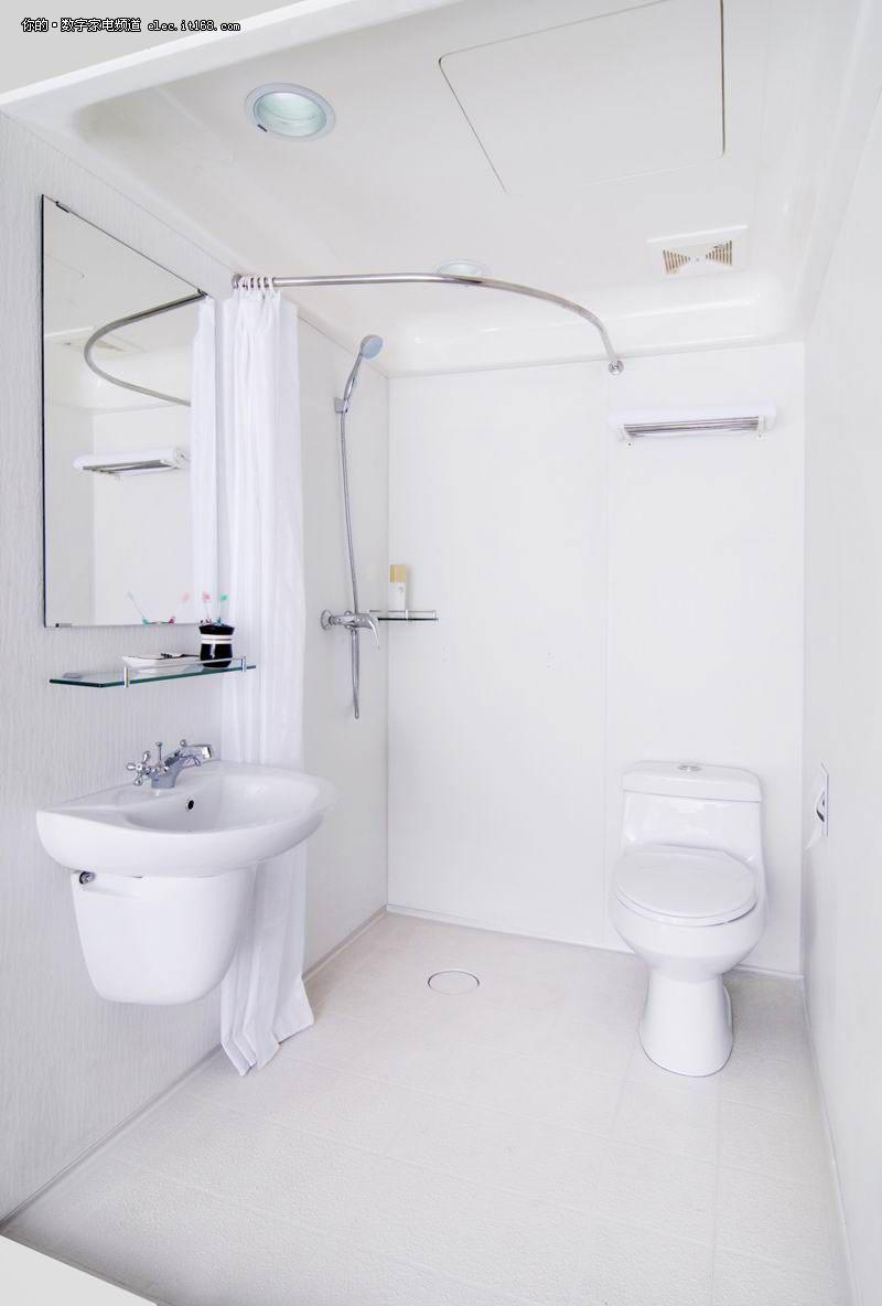 装修大全 65款经典卫生间装修效果图赏
