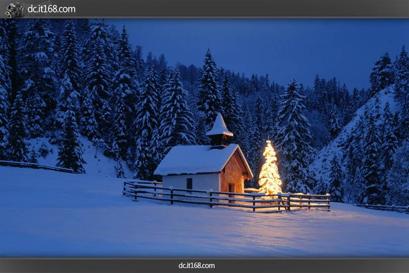 冬季到北欧来拍雪 50张美图看异域冬景图片