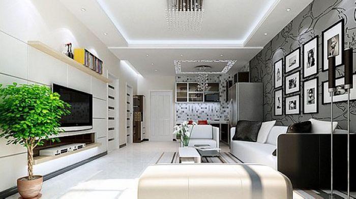 2012给力设计 50款电视背景墙效果图赏