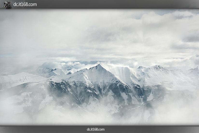 冰岛冬日摄影大师级作品