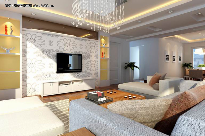 时尚 豪华 30款最新家居装修设计图赏