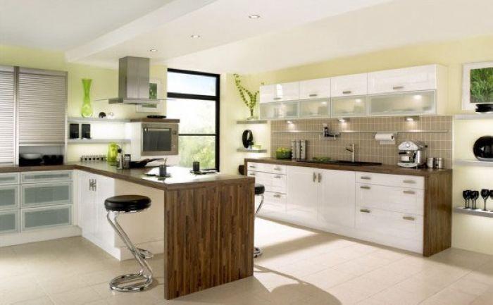 2012最新厨房装修效果图-正文