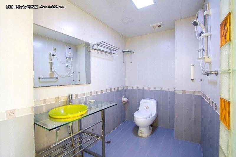 超时尚 卫生间装修效果图大全2012图片