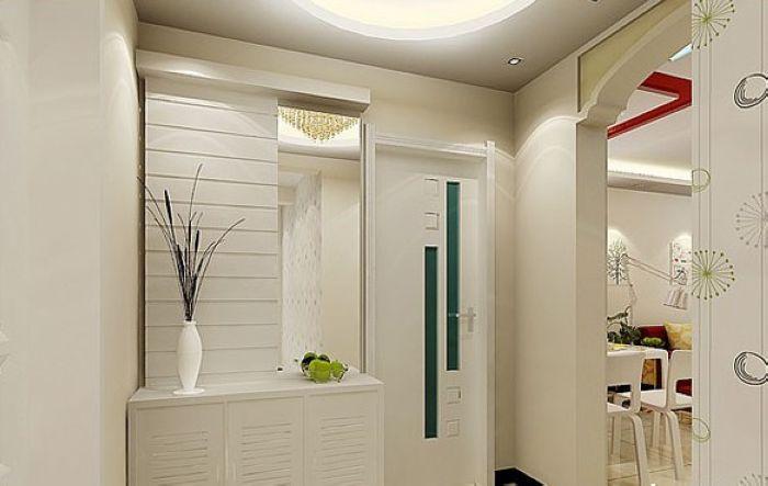 进门玄关装修效果图; 玄关装修效果图大全2012图片