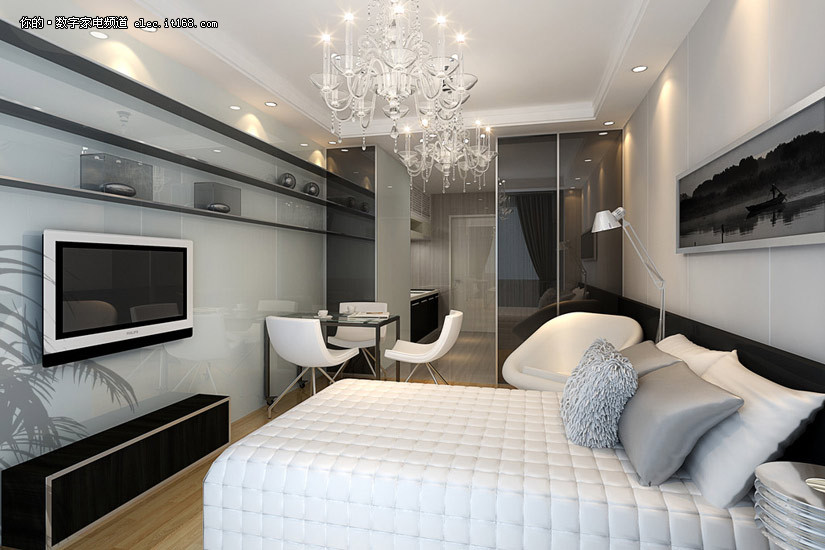 30款卧室装修效果图赏