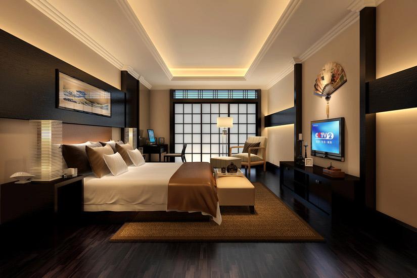 臥室壁掛電視 最新臥室裝修效果圖賞析