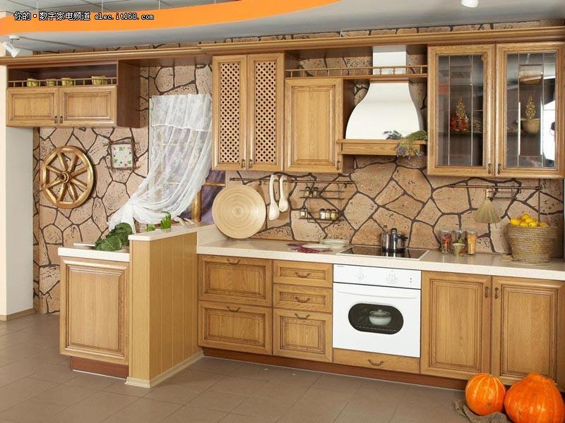 廚房裝修效果圖大全2012圖片