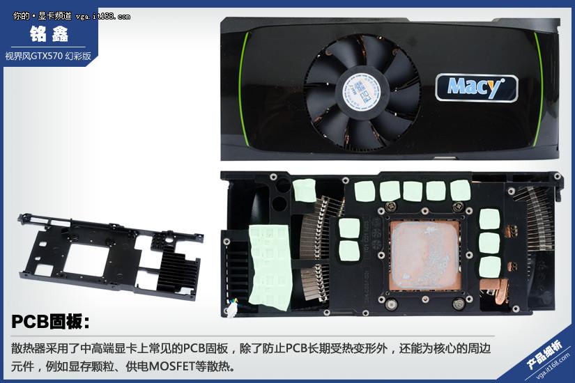PCB固板