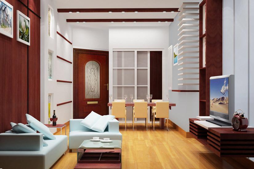 80后装修风格 小户型客厅装修效果图赏