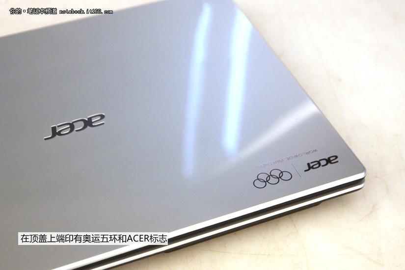 acer又发新品 2012年奥运版v3开箱图赏