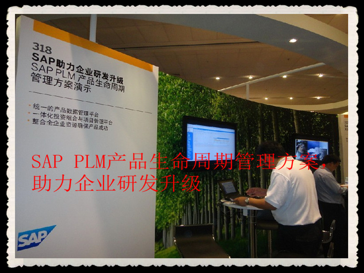 SAP中国同略会十大服务和方案精彩赏析